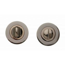 Designer Black Nickel round...