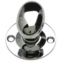 Polished Chrome oval...